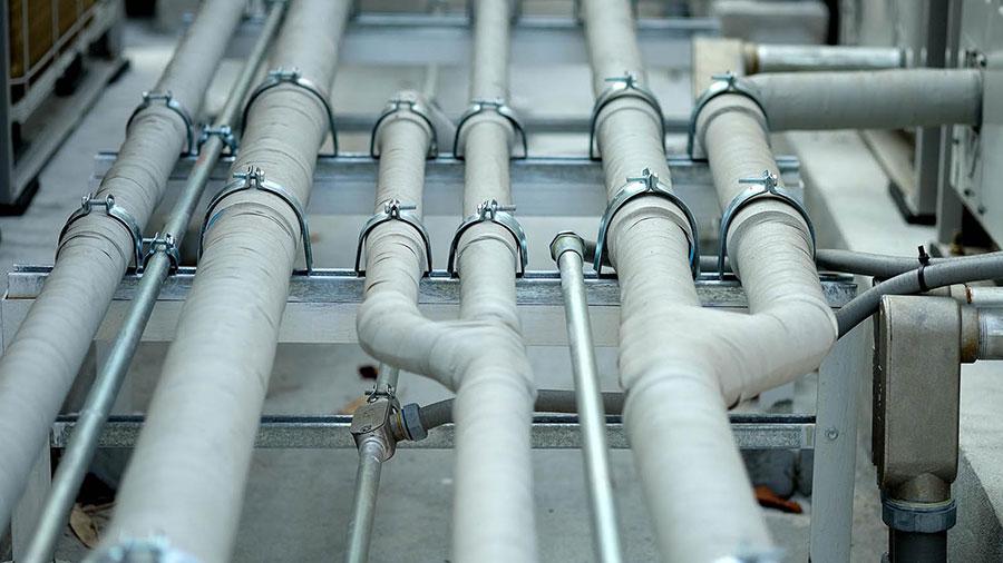 трубопроводы отопления на заказ